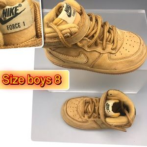 Other - Nike Air Force 1 toddler Boys 8c